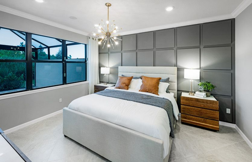 Bedroom featured in the Ellenwood By DiVosta Homes in Indian River County, FL