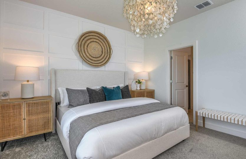 Bedroom featured in the Cedar By DiVosta Homes in Martin-St. Lucie-Okeechobee Counties, FL