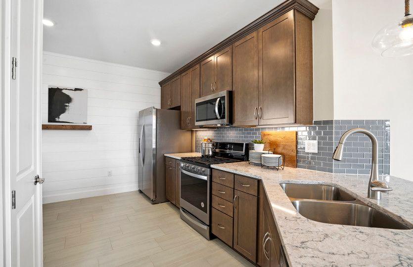 Kitchen featured in the Cascadia By DiVosta Homes in Sarasota-Bradenton, FL