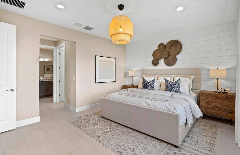 Bedroom featured in the Cascadia By DiVosta Homes in Sarasota-Bradenton, FL