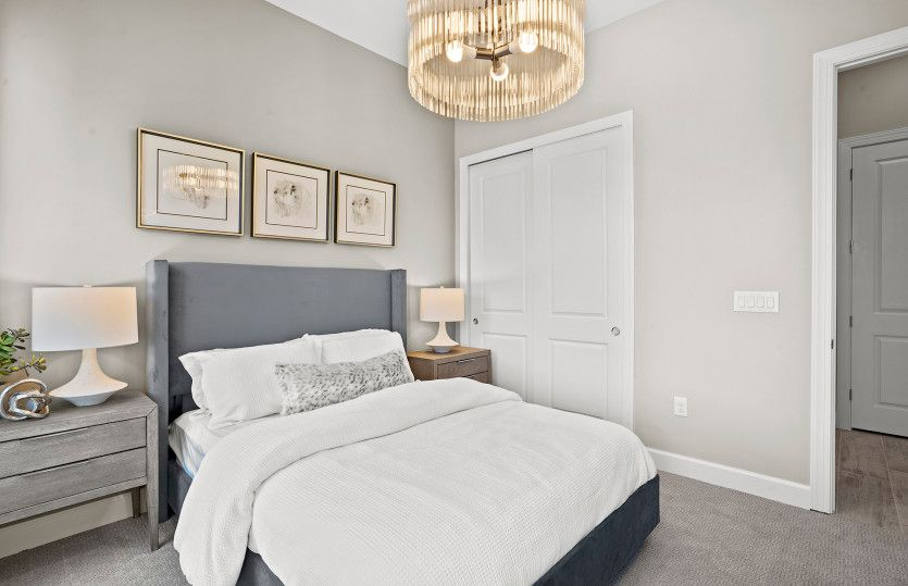 Bedroom featured in the Mystique By DiVosta Homes in Sarasota-Bradenton, FL