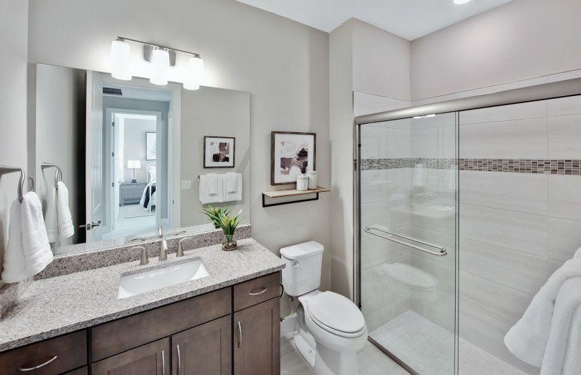 Bathroom featured in the Cascadia By DiVosta Homes in Sarasota-Bradenton, FL