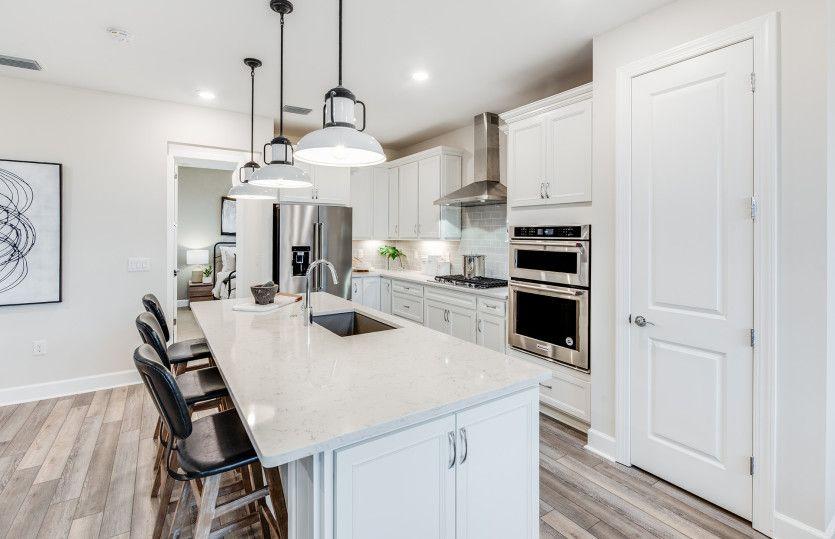 Kitchen featured in the Trailside By DiVosta Homes in Sarasota-Bradenton, FL