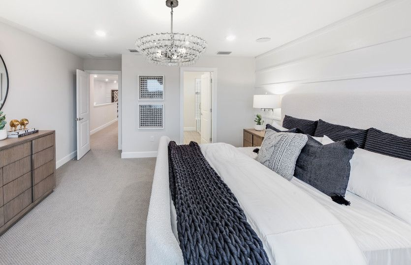 Bedroom featured in the Trailside By DiVosta Homes in Sarasota-Bradenton, FL