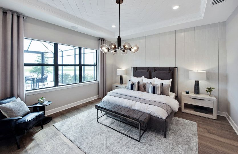 Bedroom featured in the Stellar By DiVosta Homes in Sarasota-Bradenton, FL