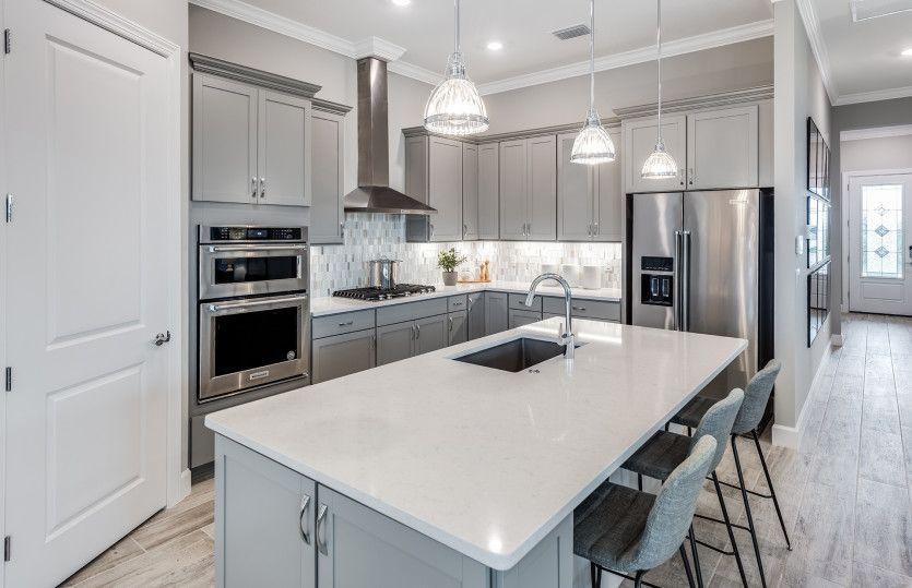 Kitchen featured in the Mystique By DiVosta Homes in Sarasota-Bradenton, FL
