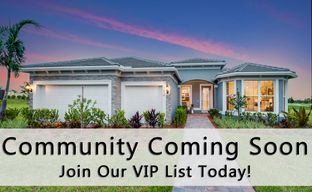Windsong Estates by DiVosta Homes in Palm Beach County Florida