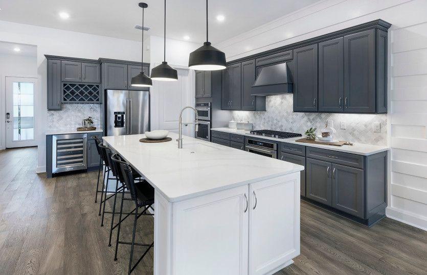 Kitchen featured in the Stellar By DiVosta Homes in Sarasota-Bradenton, FL