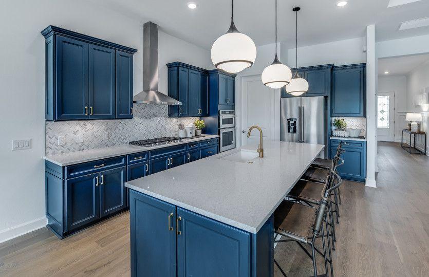Kitchen featured in the Prestige By DiVosta Homes in Naples, FL
