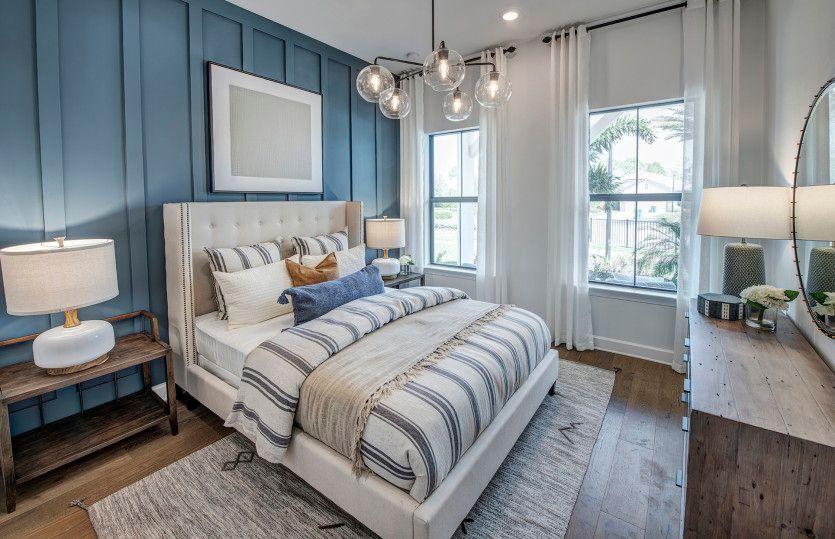 Bedroom featured in the Prestige By DiVosta Homes in Naples, FL