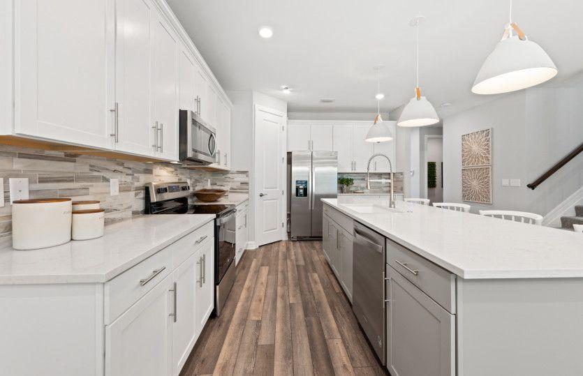 Kitchen featured in the Whitestone By DiVosta Homes in Sarasota-Bradenton, FL