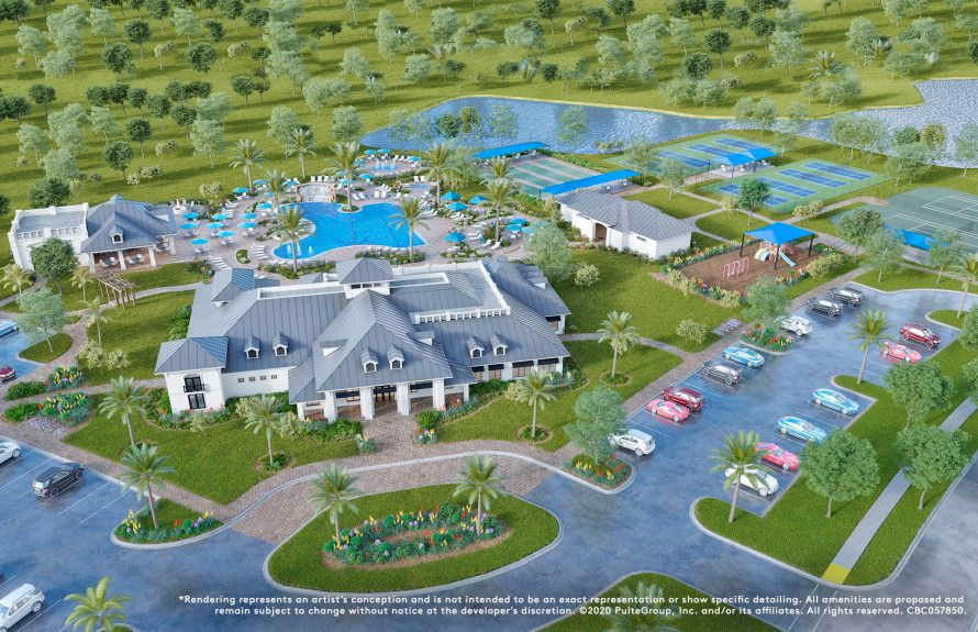 'Talon Preserve on Palmer Ranch' by DiVosta - Florida - Sarasota in Sarasota-Bradenton