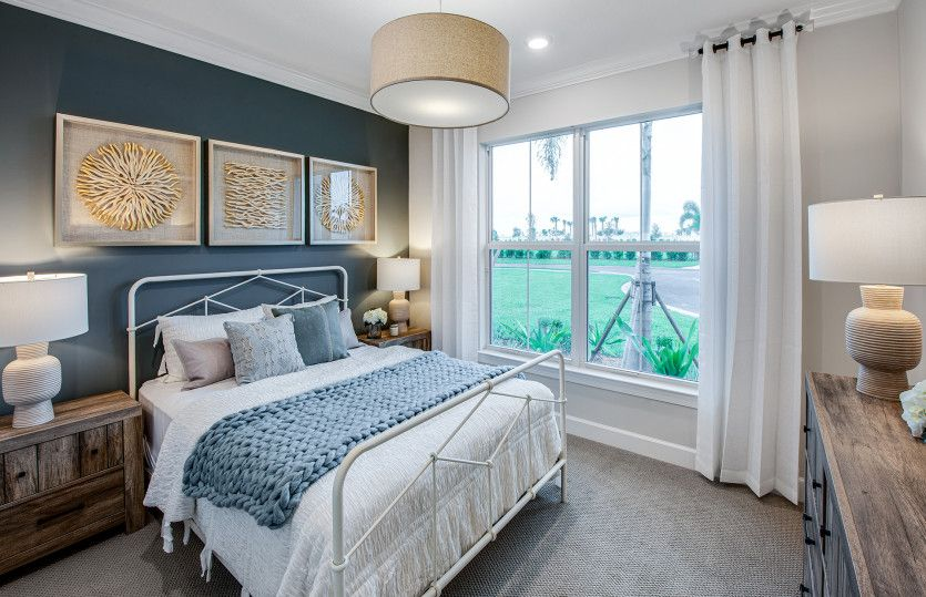 Bedroom featured in the Palmary By DiVosta Homes in Sarasota-Bradenton, FL