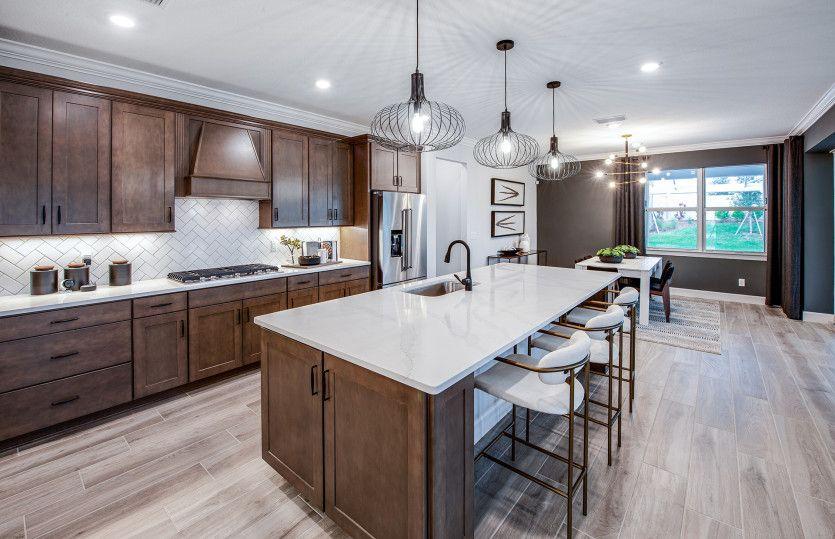 Kitchen featured in the Renown By DiVosta Homes in Sarasota-Bradenton, FL