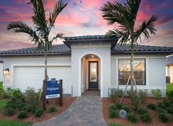 Highgate - Veranda Gardens: Port Saint Lucie, Florida - DiVosta Homes
