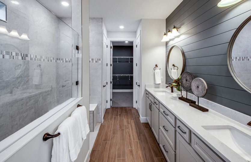 Bathroom featured in the Palmary By DiVosta Homes in Palm Beach County, FL