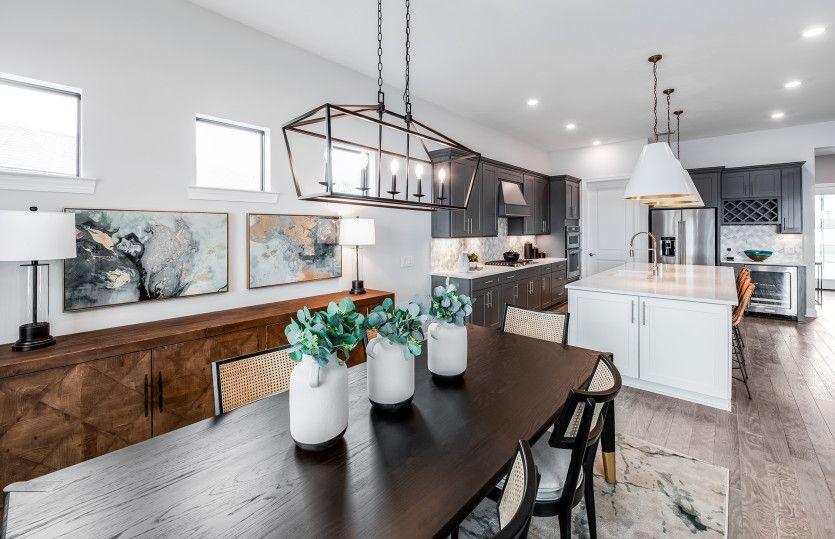Kitchen featured in the Stellar By DiVosta Homes in Palm Beach County, FL