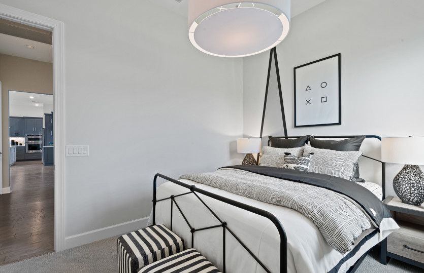 Bedroom featured in the Stellar By DiVosta Homes in Palm Beach County, FL