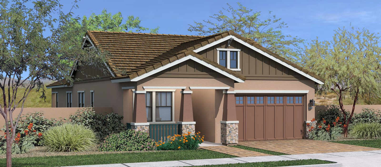 New Construction Homes & Plans in Gilbert, AZ | 2,371 Homes