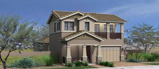 Sycamore - Lakeview Trails at Morrison Ranch: Gilbert, Arizona - Fulton Homes