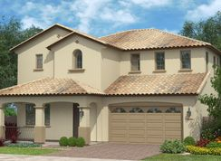 Del Norte - North Shore at Estrella Commons: Goodyear, Arizona - Fulton Homes