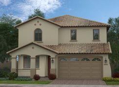 Montelena - Calistoga at Estrella Commons: Goodyear, Arizona - Fulton Homes