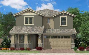 Calistoga at Estrella Commons by Fulton Homes in Phoenix-Mesa Arizona