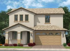 Romeo - Calistoga at Promenade: San Tan Valley, Arizona - Fulton Homes