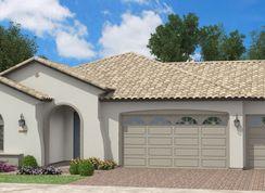 Harris Beach Super Garage - Sonoma Coast at Promenade: San Tan Valley, Arizona - Fulton Homes
