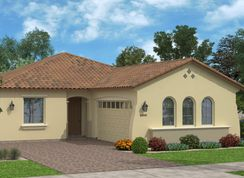 Blue Streak - Seaboard at Cooley Station: Gilbert, Arizona - Fulton Homes