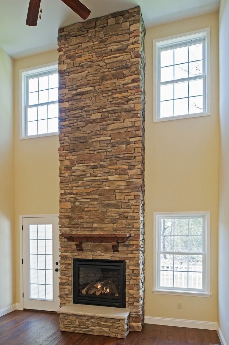 Living Area featured in The Bryn Mawr By Keswick Pointe in Poconos, PA