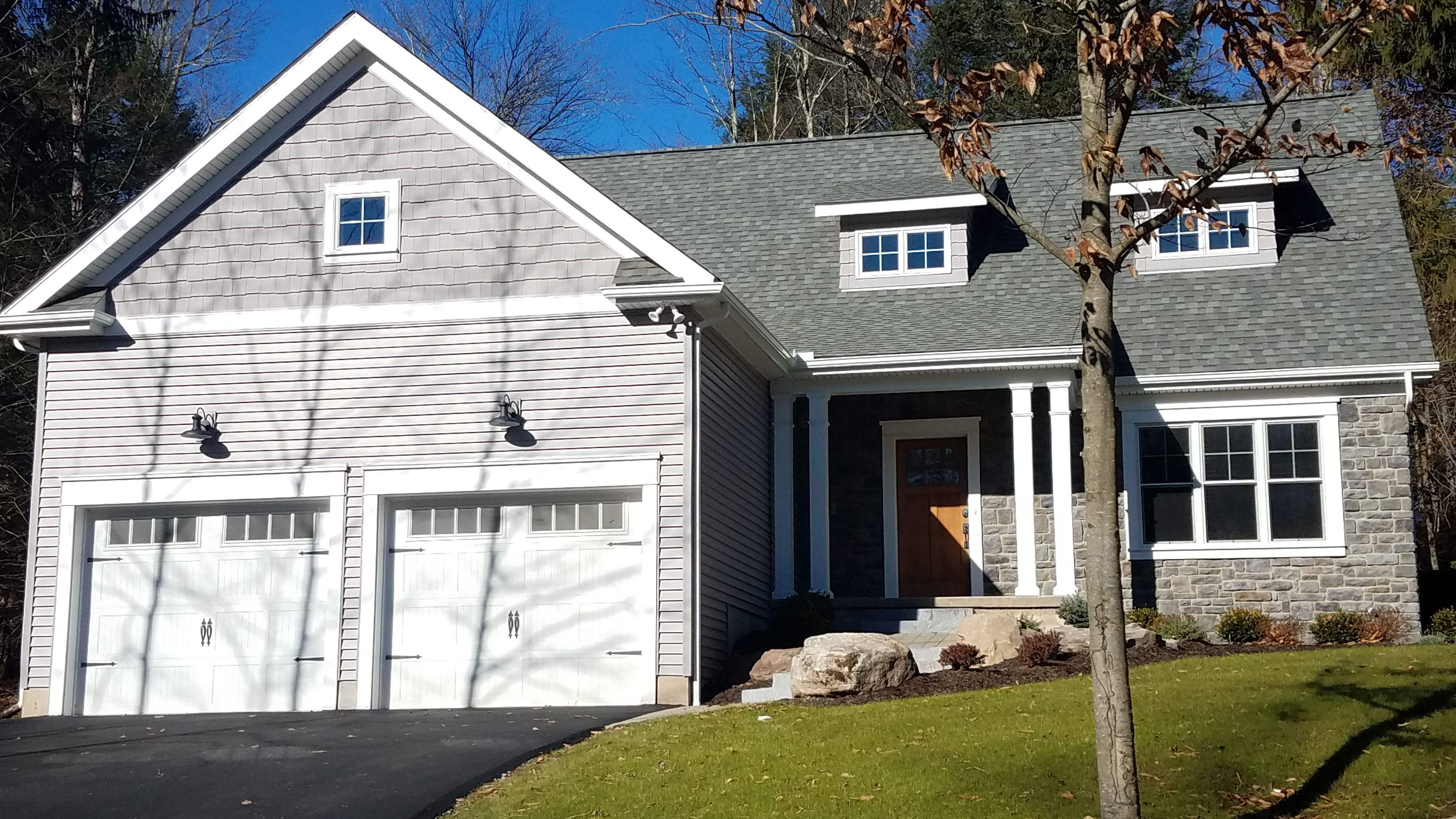 Exterior featured in The Merion By Keswick Pointe in Poconos, PA