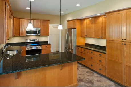 Kitchen-in-The Haverford-at-Keswick Pointe-in-Blakeslee