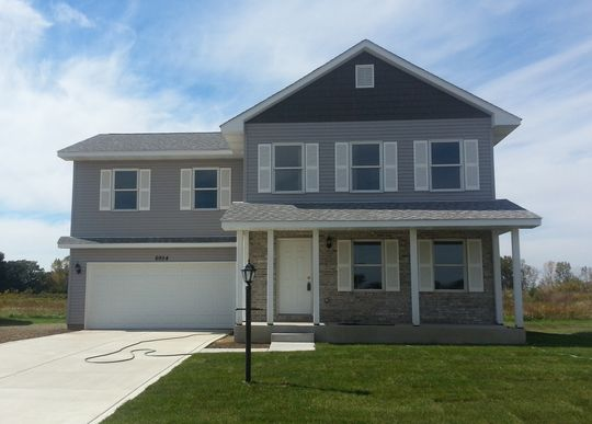 Merrillville Model:The Pemlico 4 bedroom two story