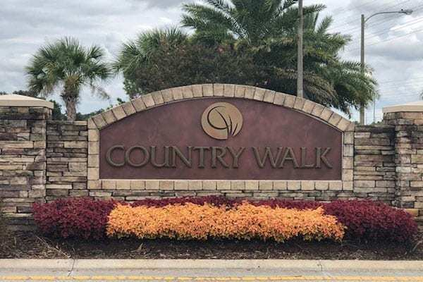 Country Walk,33543