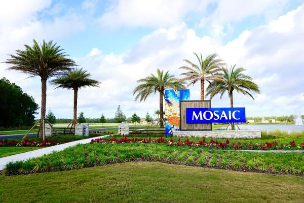 Mosaic Entrance:Mosaic Entrance
