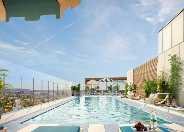 Pendry Residences West Hollywood,90069