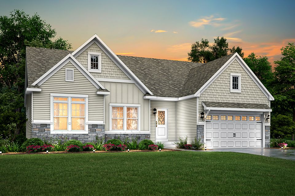 Traditions 1600 Rendering