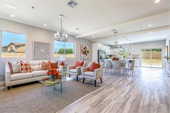Hacienda:Living Room