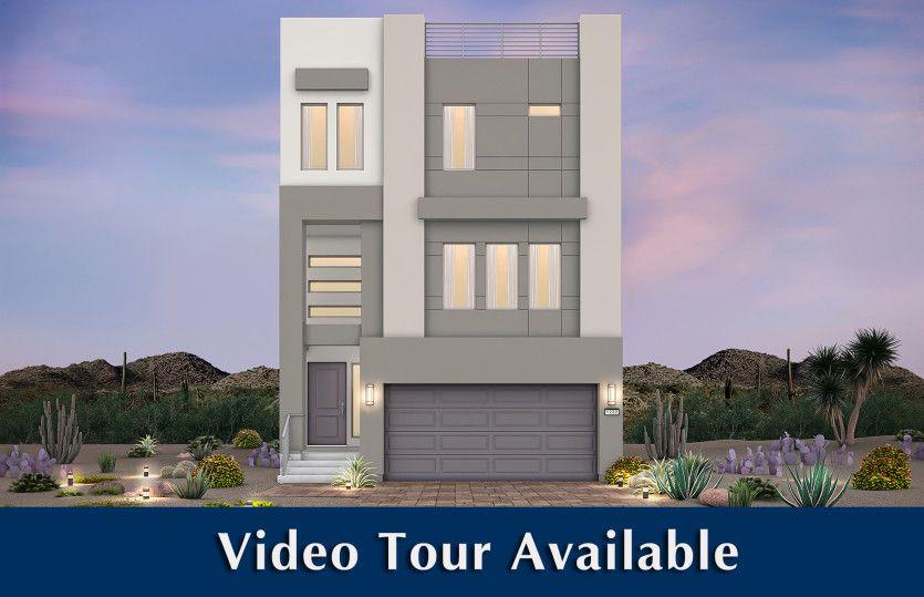 The Hayden:The Hayden - Home Exterior B