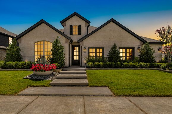 Plan 1523 Front Elevation Photo by American Legend Homes