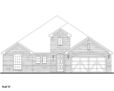 Exterior:1100 Daylily Elevation A