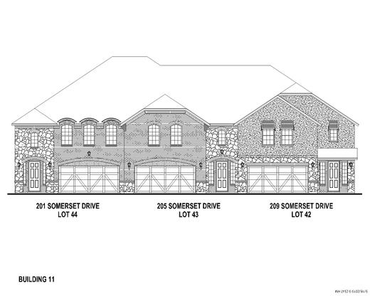 Exterior:205 Somerset Elevation