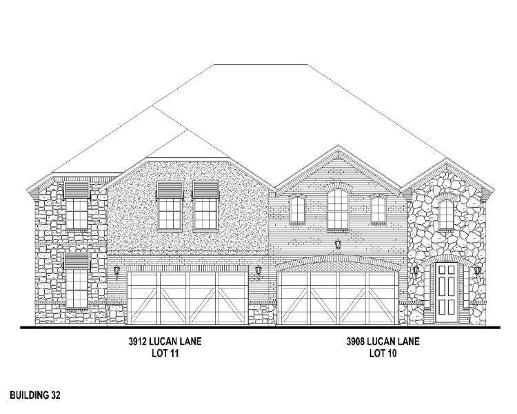 Exterior:3908 Lucan Elevation