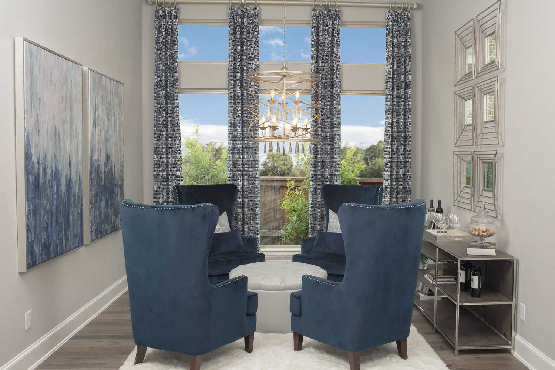 Interior:Plan 815 Dining Representative Image