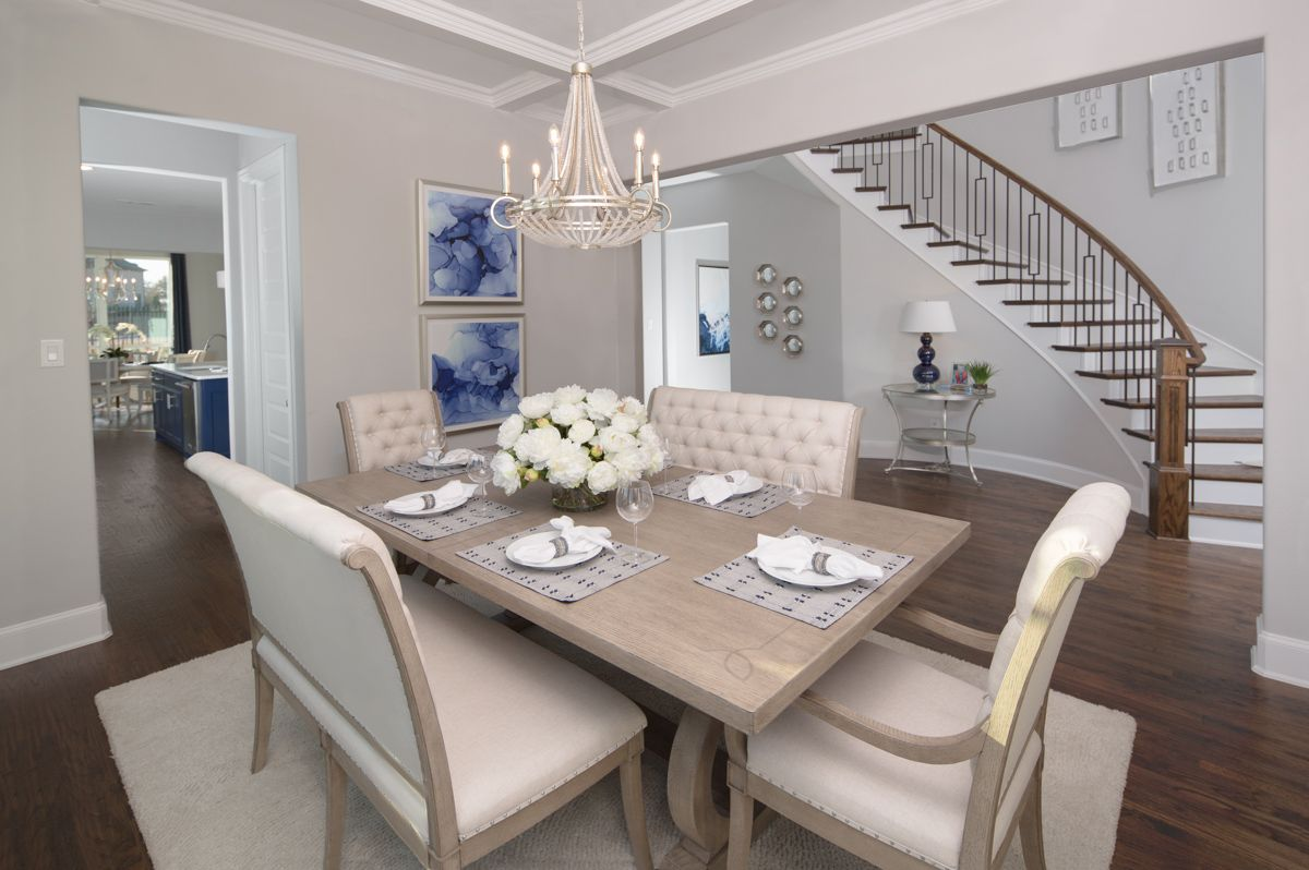 Interior:Plan 823 Dining Representative Image