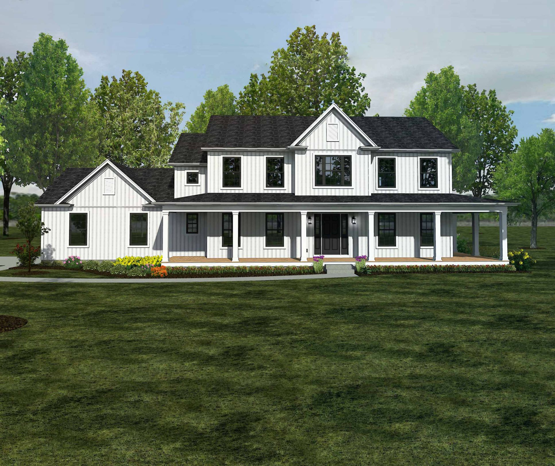 The Meadowbrook:Elevation