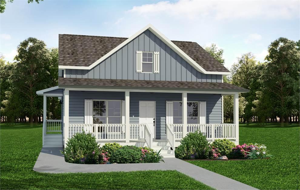 The Cherokee Modern Farmhouse
