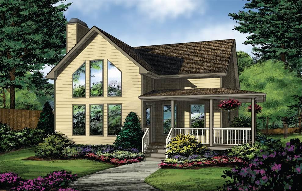 The Nottely Modern Farmhouse:Option 1