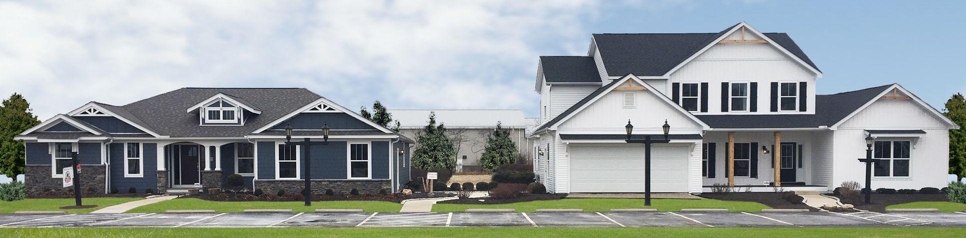 Build On Your Lot Sunbury Building Center,43074